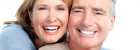 fort mill dentistry smiling couple