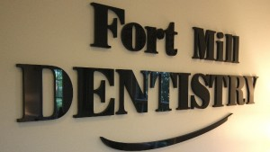 Fort Mill Dentistry interior logo 400
